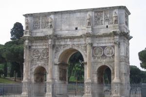 De historische kerk - deel IV: Rome en de kerkvaders